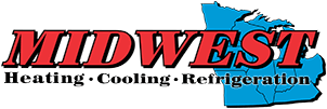 Midwest Heating and Air Logo